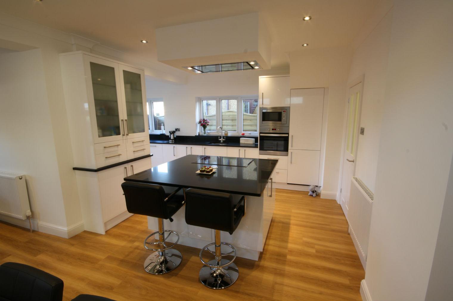 Humber road upminster kitchencraft for Kitchen design upminster