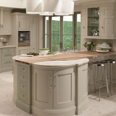1909 In-frame Kitchen range - Witham Essex