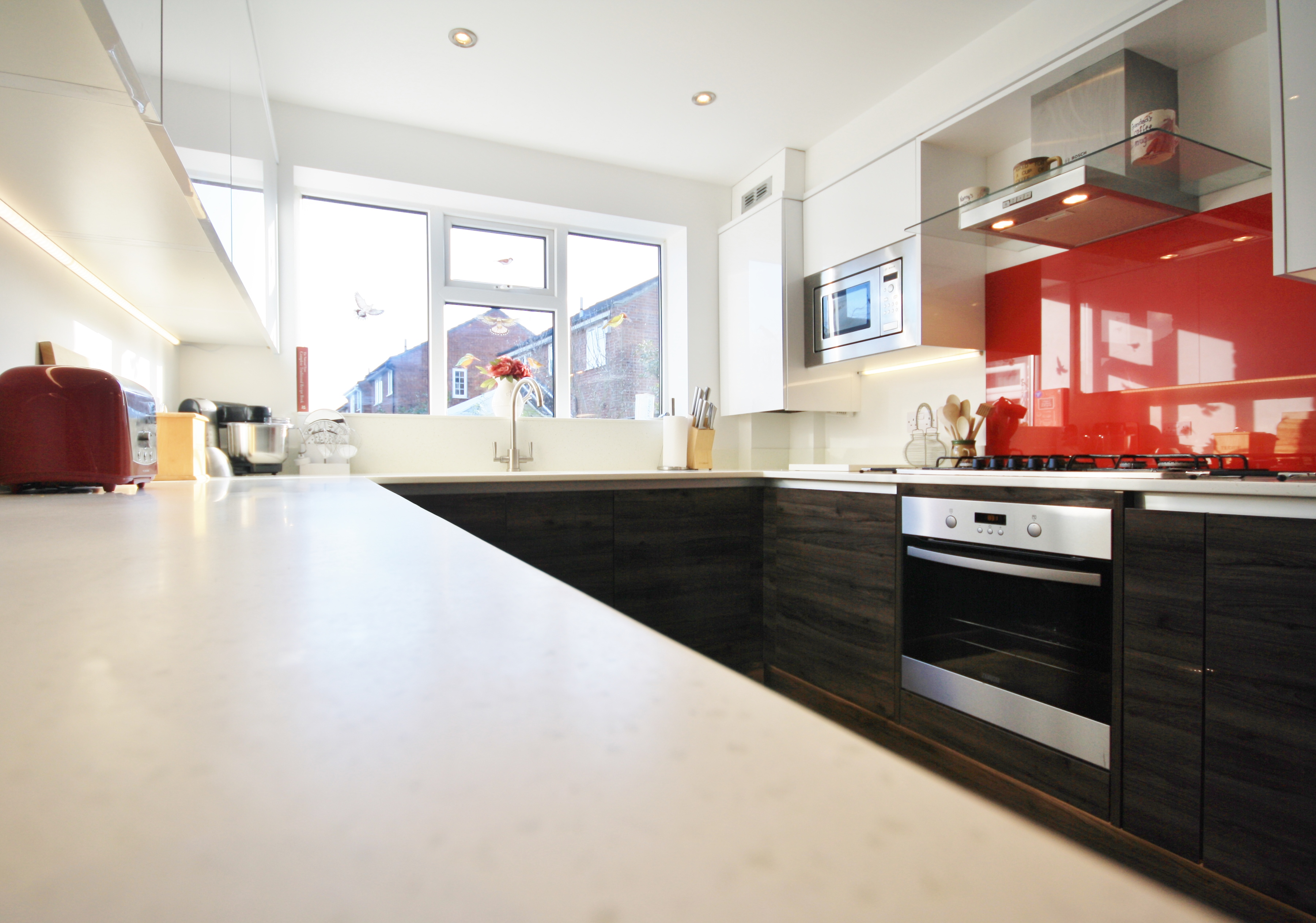 Acrylic Kitchen Design In Chelmsford
