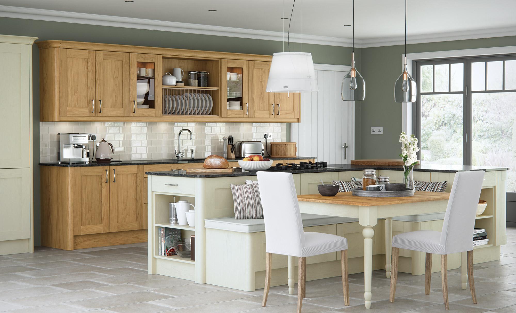 Kitchen Stori Contemporary Chic KitchenCraft