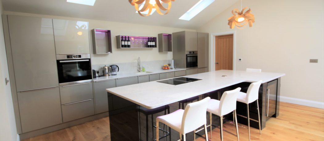 Delicieux ... Kitchen Design   Chelmsford Essex. Acrylic ...