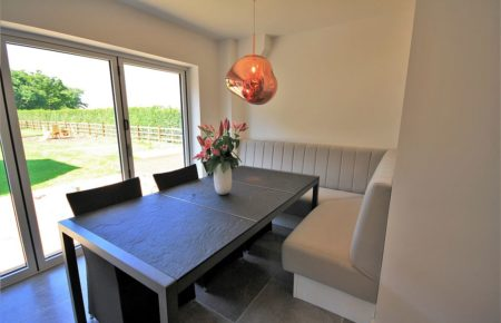 Bespoke In-frame Kitchen Design, With Seating Area - Danbury, Essex