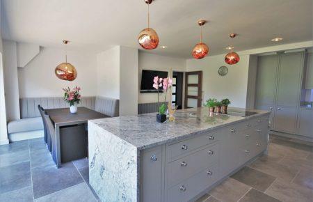 Bespoke In-frame Kitchen Design in Danbury Essex