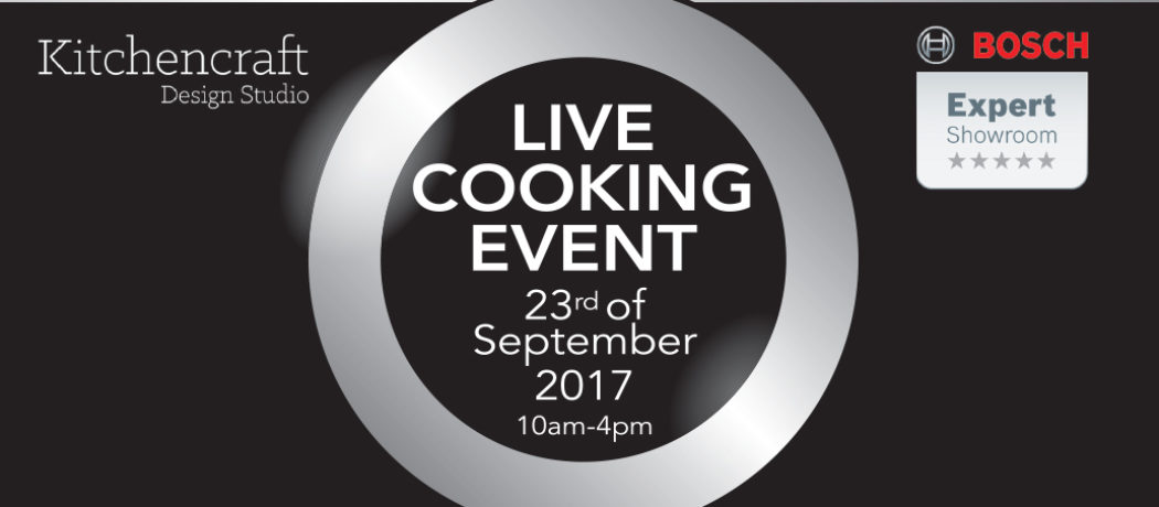 Kitchencraft Cooking event - Witham, Essex